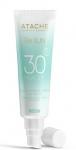 SPF 30 Сверхлегкое солнцезащитное молочко для лица с тоном